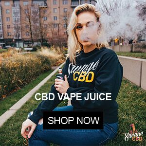 Savage CBD Vape Pen