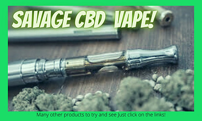 Savage CBD Vaping