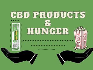 Cbd and hunger