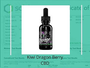 Kiwi dragon fruit