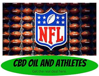 CBD Oil And Athletes
