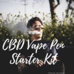 CBD Vape Pen Starter Kit