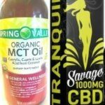 MCT Oil and CBD