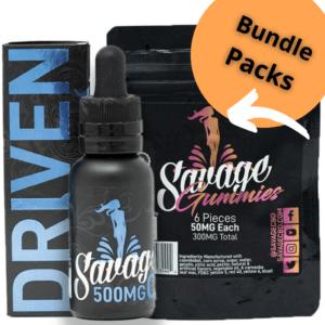 SavageCBD Products