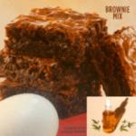 making box brownies fudgy